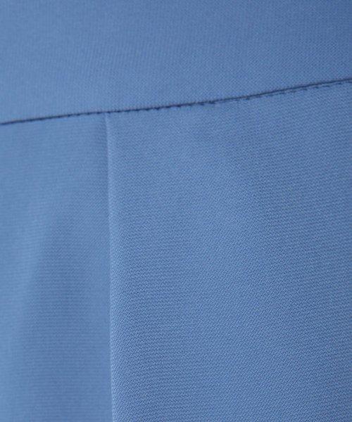 Viaggio Blu(ビアッジョブルー)/【セットアップ対応&4サイズ展開】クロップトタックワイドパンツ/261075236_img05