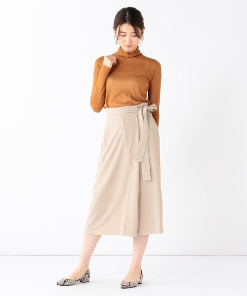 BEAMS OUTLET(ビームス アウトレット)/Demi-Luxe BEAMS / ラメ タートルニット/68150184639_img03