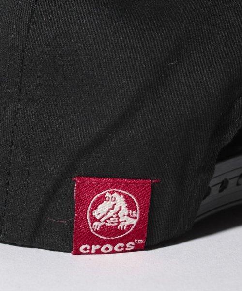 crocs(KIDS WEAR)(クロックス(キッズウェア))/CROCS刺繍ロゴキャップ/148210_img04