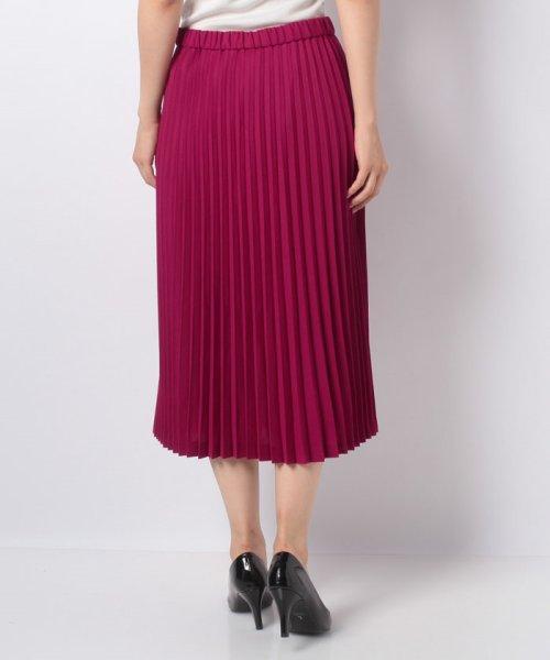 LAPINE BLEUE(ラピーヌ ブルー)/T/W ビエラプリーツスカート/239518_img02
