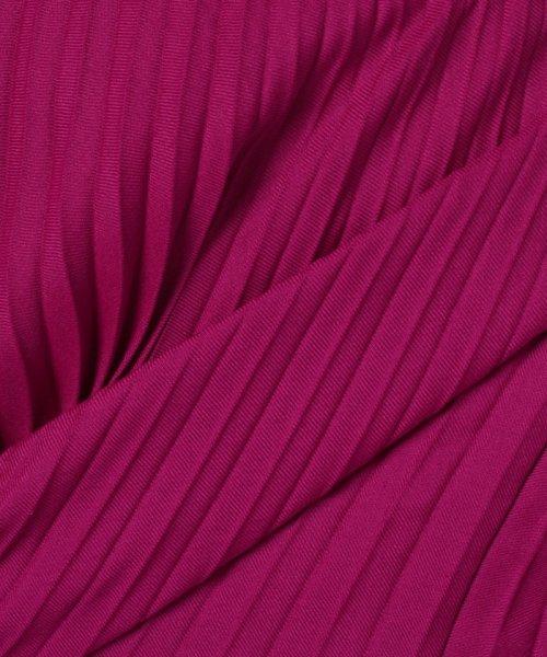 LAPINE BLEUE(ラピーヌ ブルー)/T/W ビエラプリーツスカート/239518_img04