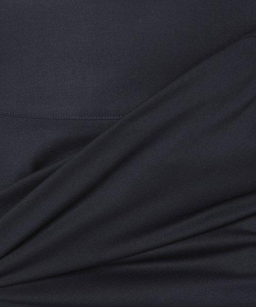 LAPINE BLEUE(ラピーヌ ブルー)/【洗える】ギャバストレッチフレアースカート/239521_img05