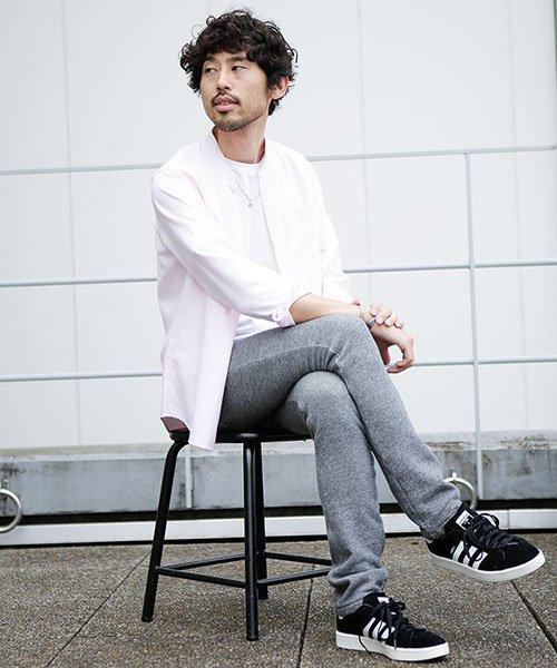 nano・universe(ナノ・ユニバース)/【WEB限定商品】オックスバンドカラーシャツ/6748220002_img12