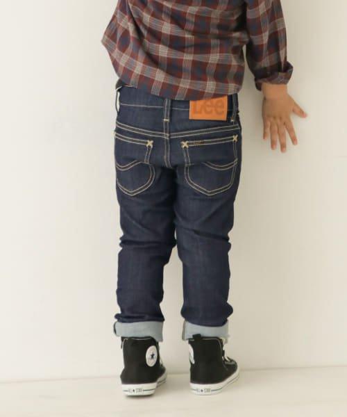 URBAN RESEARCH DOORS(Kids)(アーバンリサーチドアーズ(キッズ))/Lee×DOORS-natural- テーパードパンツ(KIDS)/LK9024-DK86_img04
