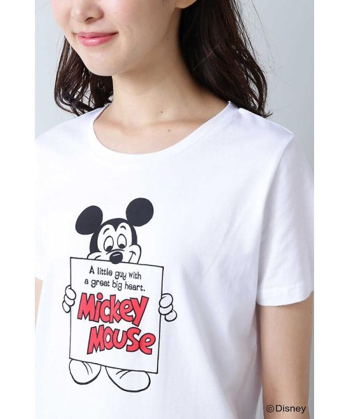 NATURAL BEAUTY BASIC(ナチュラル ビューティー ベーシック)/Disneyコレクション・ミッキーTシャツ/0178263871_img15