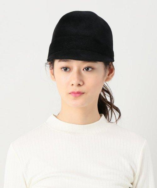 IENA(イエナ)/ANTHONY PETO ラビットキャップ/18095910000430_img09