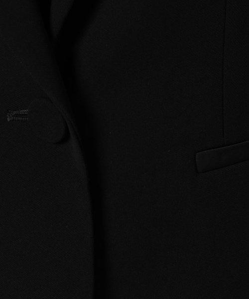 MICHEL KLEIN Noire(ミッシェル クラン ノアール)/【オールシーズン・喪服・礼服・フォーマル用】テーラードカラーアンサンブル・セットアップ/645284_img09