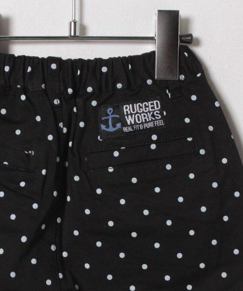 RUGGEDWORKS(ラゲッドワークス)/バーバリー起毛ドットワイドパンツ/781571R_img08