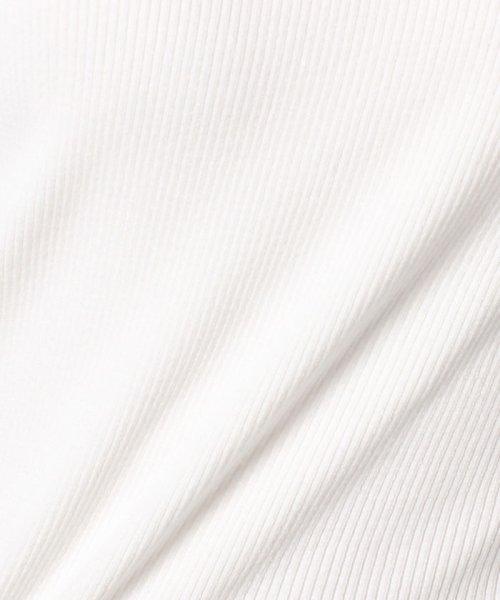 Apuweiser-riche(アプワイザー リッシェ)/【美人百花 10月号掲載】ランダムリブ袖フレアニット/28359620_img17