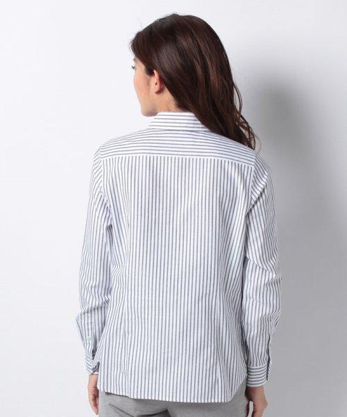OLD ENGLAND(オールド イングランド)/WEB限定【OEPP】オックスフォードストライプレギュラーカラーシャツ/58806031_img02
