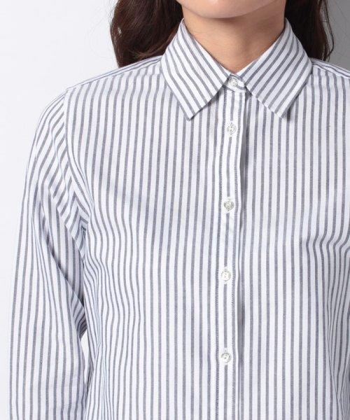 OLD ENGLAND(オールド イングランド)/WEB限定【OEPP】オックスフォードストライプレギュラーカラーシャツ/58806031_img03
