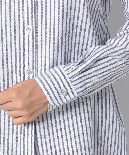 OLD ENGLAND(オールド イングランド)/WEB限定【OEPP】オックスフォードストライプレギュラーカラーシャツ/58806031_img04