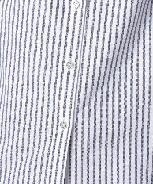 OLD ENGLAND(オールド イングランド)/WEB限定【OEPP】オックスフォードストライプレギュラーカラーシャツ/58806031_img05