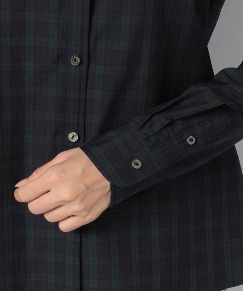 OLD ENGLAND(オールド イングランド)/WEB限定【OEPP】ブラックウォッチレギュラーカラーシャツ/58806051_img04