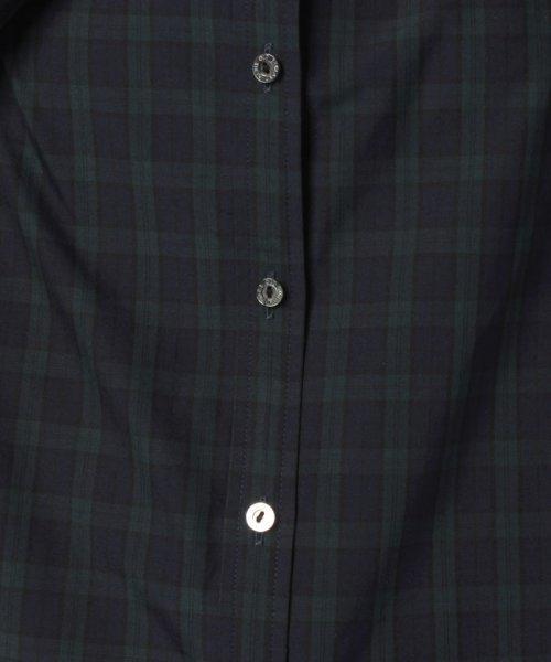 OLD ENGLAND(オールド イングランド)/WEB限定【OEPP】ブラックウォッチレギュラーカラーシャツ/58806051_img05