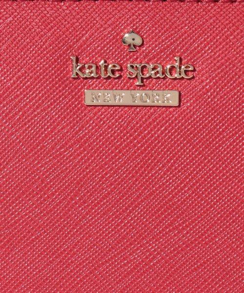 kate spade new york(ケイトスペードニューヨーク)/kate spade new york PWRU5073 990 ラウンドファスナー長財布/PWRU5073990_img04