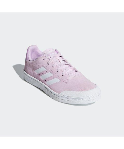 adidas(アディダス)/アディダス/レディス/COURT70S W/60296480_img02