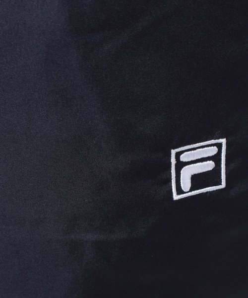 FILA(フィラ)/【セットアップ対応商品】タフタ×裏トリコロングパンツ/448675_img04