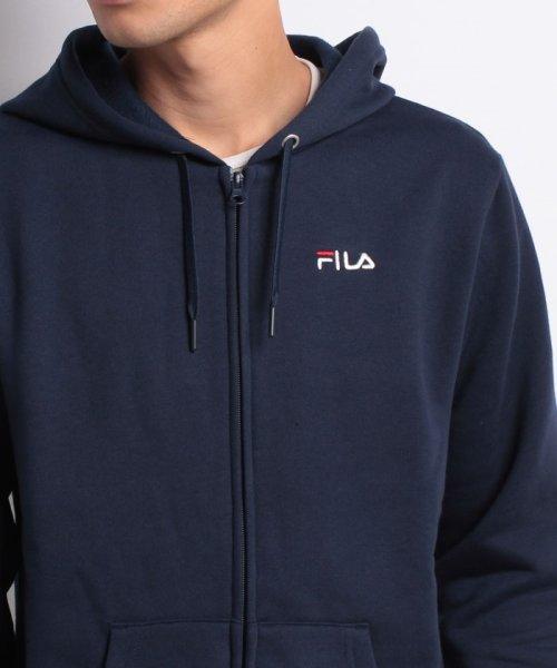 FILA(フィラ)/T/C ZIPスウェットパーカー/448330_img03