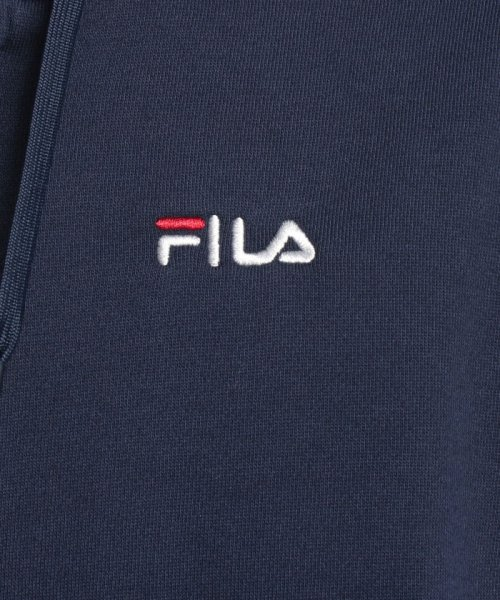 FILA(フィラ)/T/C ZIPスウェットパーカー/448330_img07