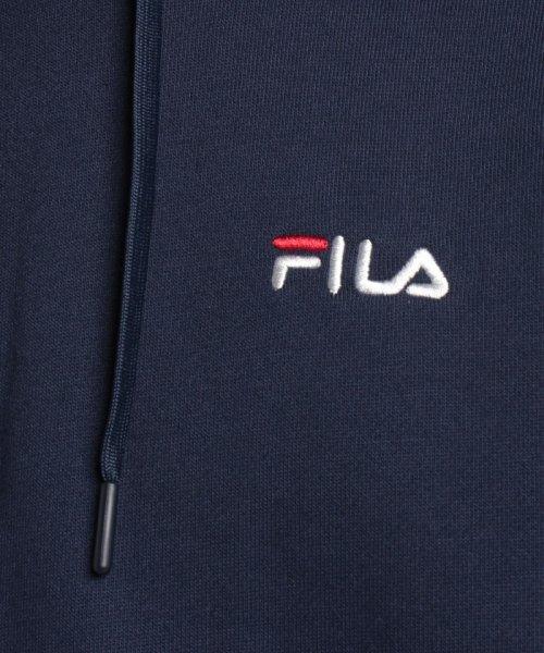 FILA(フィラ)/T/C スウェットパーカー/448331_img05