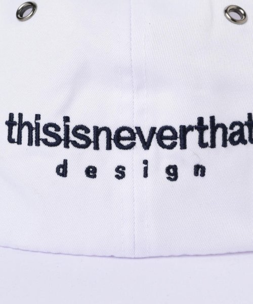 BEAMS OUTLET(ビームス アウトレット)/This is never that / Logo Cap/11414327477_img03
