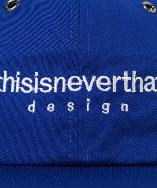 BEAMS OUTLET(ビームス アウトレット)/This is never that / Logo Cap/11414327477_img11