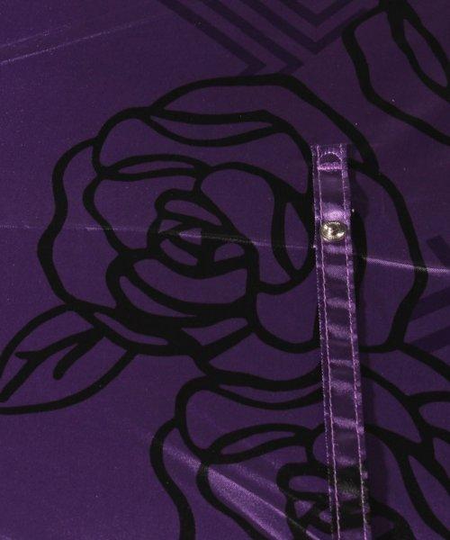 LANVIN Collection(umbrella)(ランバンコレクション(傘))/LV 婦人BJ耐風長Pサテンプリント/210832164000_img05