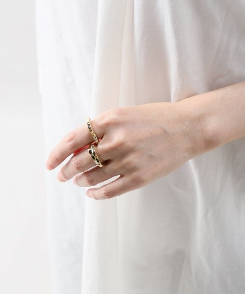 Spick & Span(スピック&スパン)/【SOIERIE】 pollshed ring(3P)/18091210001930_img08