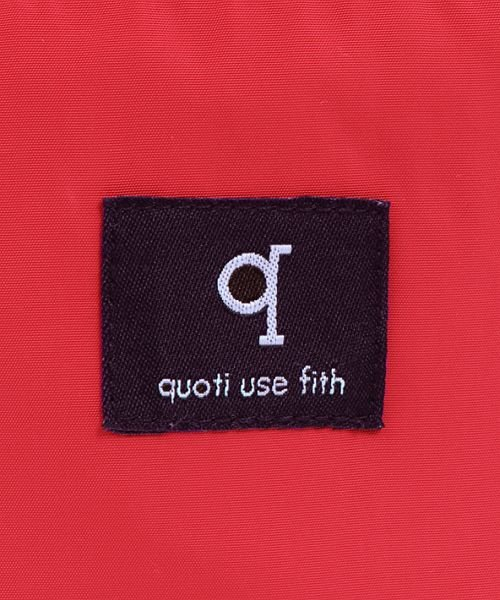 quoti use fith(クオティ ユース フィス)/2way ミニハンドバッグ/9288010_img04