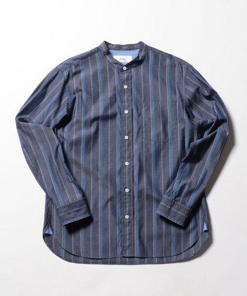 NOLLEY'S goodman(ノーリーズグッドマン)/バンドカラーシャツ/8-0086-5-71-003_img07