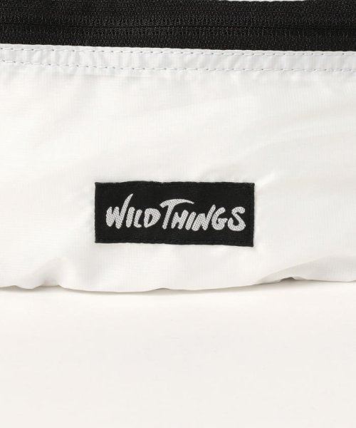 BEAMS MEN(ビームス メン)/WILD THINGS × BEAMS / 別注 Rip Body Bag/11612027585_img12