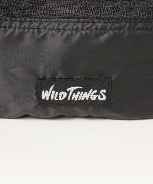 BEAMS MEN(ビームス メン)/WILD THINGS × BEAMS / 別注 Rip Body Bag/11612027585_img19