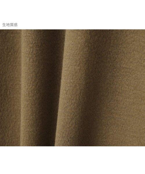 STYLE DELI(スタイルデリ)/リラックスVネックワンピース/233013_img42