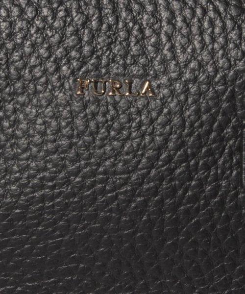 FURLA(フルラ)/【FURLA】2WAYハンドバッグ / CAPRICCIO S SATCHEL 【ONYX】/BNZ8QUBO60_img06