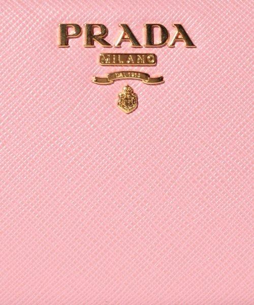 PRADA(プラダ)/【PRADA】2つ折りコンパクト財布 / SAFFIANO METAL ORO 【PETALO】/1ML023QWA442_img06