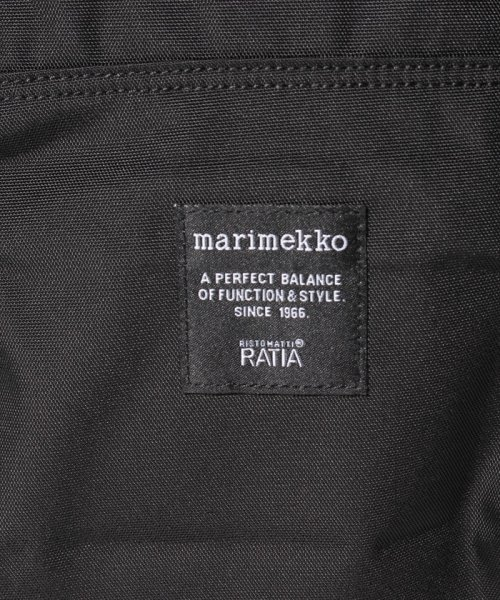 Marimekko(マリメッコ)/Marimekko(マリメッコ) Roadie Metroバックパック/39972_img05