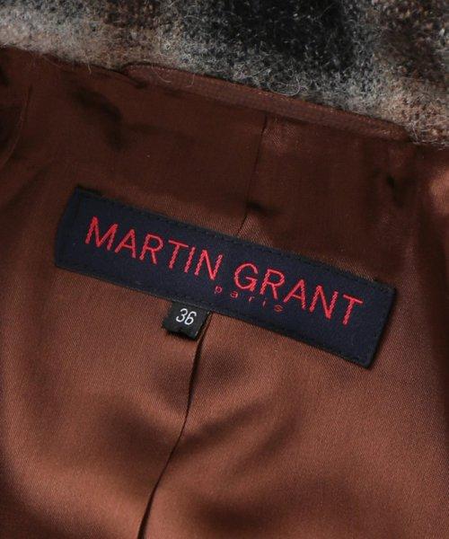 IENA(イエナ)/MARTIN GRANT CHECKED コート/18020910006630_img13