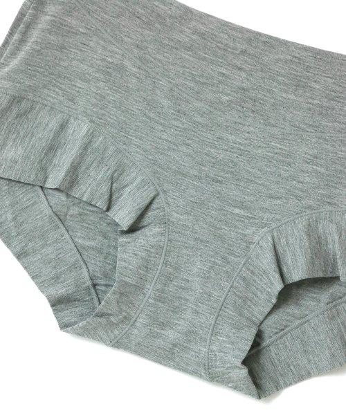 fran de lingerie(フランデランジェリー)/Hip Hugger Shorts ヒップハンガーショーツ コーディネートムジ/fg032s164e_img07