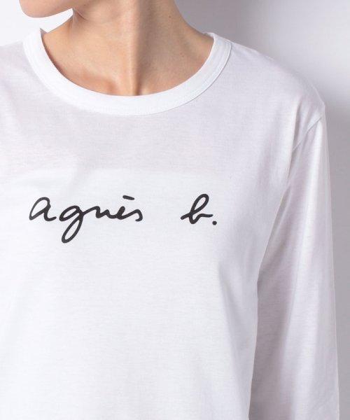 agnes b. FEMME(アニエスベー ファム)/S137 TS Tシャツ/0330S137H18C_img04