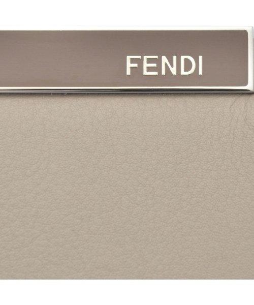 FENDI(フェンディ)/【FENDI】2 JOURS / 2WAY BAG 【DOVE+COAL+PAL】/8BH2533WLF06M2_img04