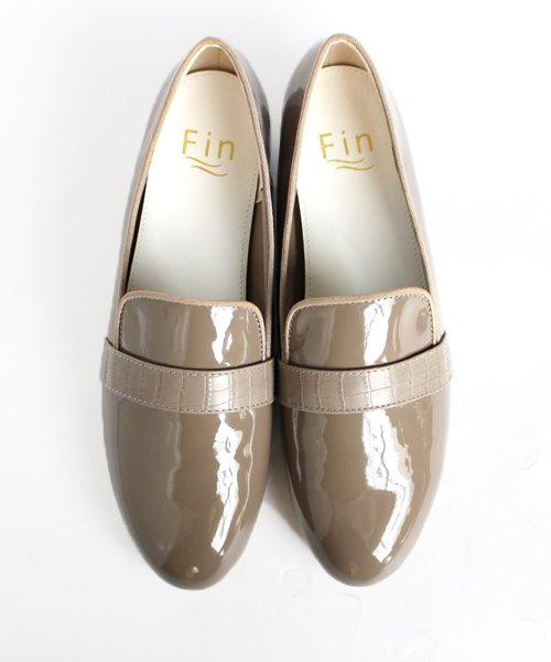 Fin(フィン)/ラウンドベルトローファー【低反発スポンジ入り】/183059222_img10