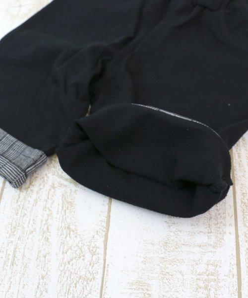 PAS DE ZELE(パデゼール)/ベストレイヤード風スーツ2点セット/20672306-07_img09