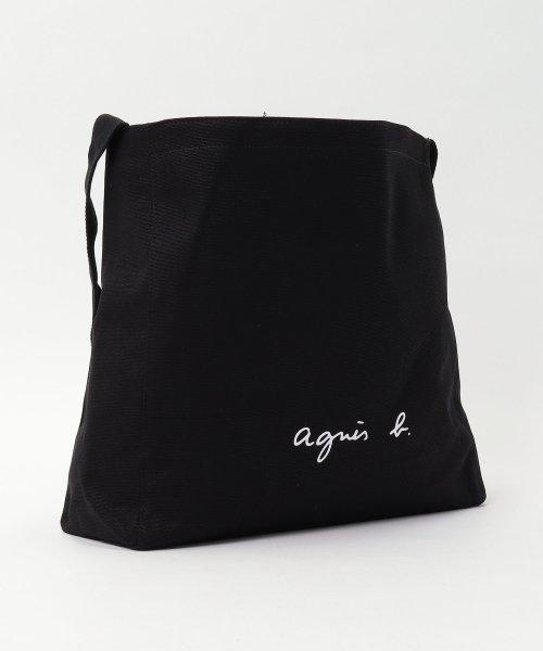 agnes b. Voyage(アニエスベー ボヤージュ)/【WEB限定】GO03‐03 ロゴショルダーバッグ/N249VSA9_img02