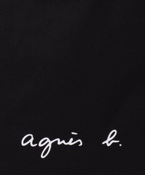 agnes b. Voyage(アニエスベー ボヤージュ)/【WEB限定】GO03‐03 ロゴショルダーバッグ/N249VSA9_img04
