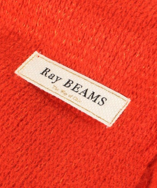 BEAMS OUTLET(ビームス アウトレット)/Ray BEAMS / ラメニット ストール/61450293593_img01