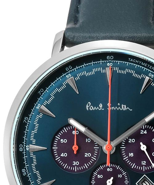 Paul Smith(ポールスミス)/Paul Smith TRACK CHRONO 腕時計 PS0070010 メンズ/TRACKCHRONOLE01_img01
