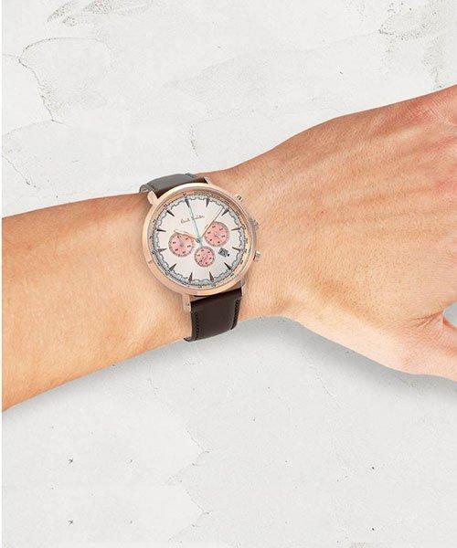 Paul Smith(ポールスミス)/Paul Smith TRACK CHRONO 腕時計 PS0070010 メンズ/TRACKCHRONOLE01_img04