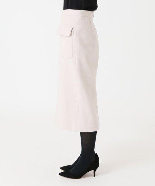 Spick & Span(スピック&スパン)/Wポケットビーバータイトスカート◆/18060200594040_img07
