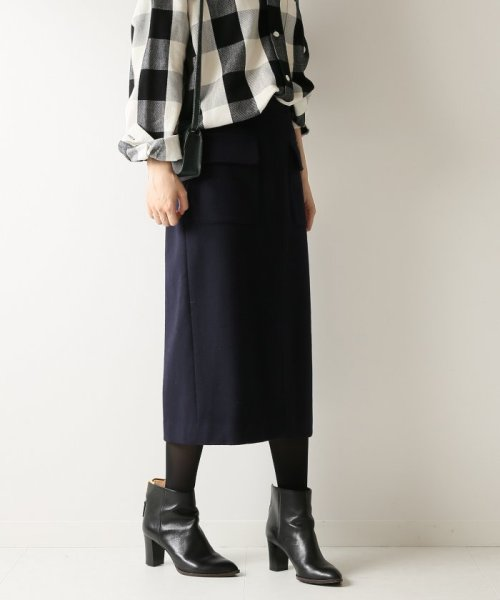 Spick & Span(スピック&スパン)/Wポケットビーバータイトスカート◆/18060200594040_img30